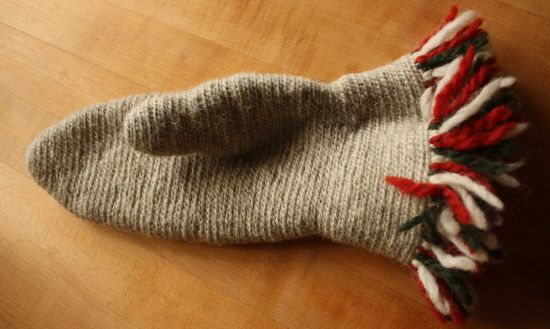 Asle Mitten Reproduction